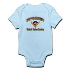 Saddler Sergeant Infant Bodysuit