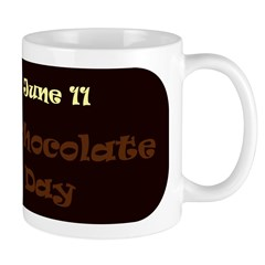Mug: German Chocolate Cake Day