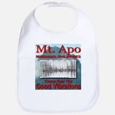 Mt. Apo Good Vibrations Bib