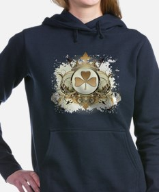 Stylish Shamrock Sweatshirt