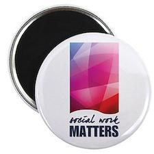 Social Work Matters Magnet