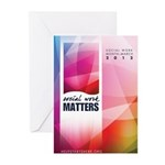 Social Work Matters Greeting Cards (Pk of 10)