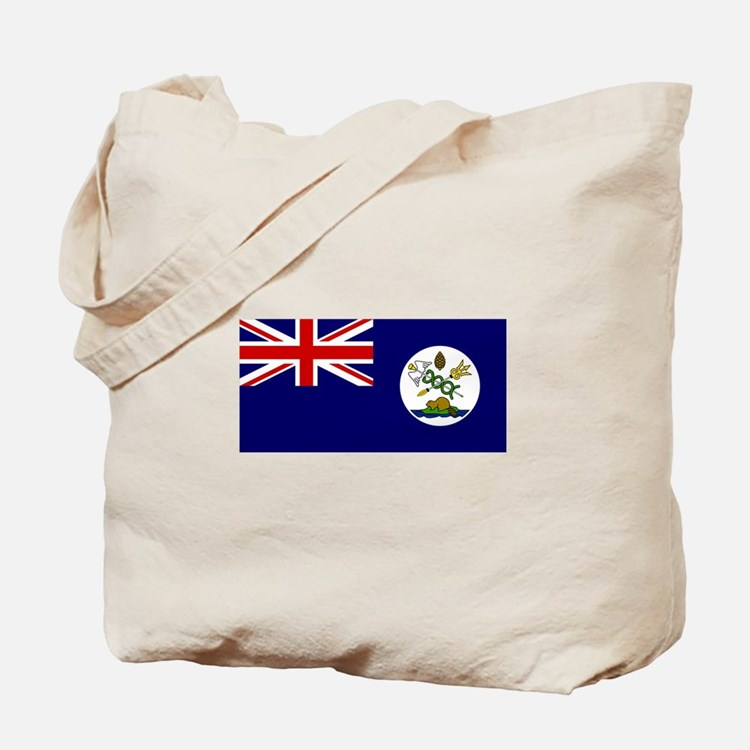 Cute Vancouver island Tote Bag