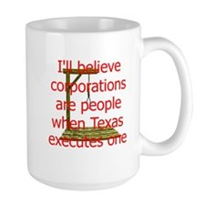 corps as people/red Mug