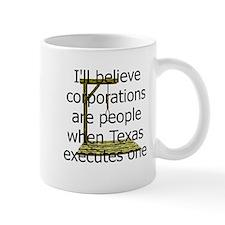 corps as people/black Mug
