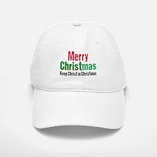 Merry Christmas KCds Baseball Baseball Cap