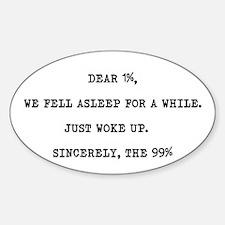 Dear 1%