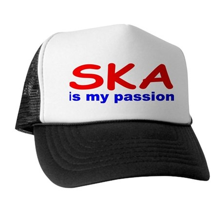 Ska Is My Passion Trucker Hat