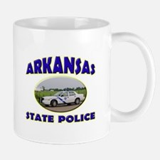 Arkansas State Police Mug