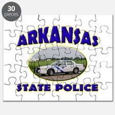 Arkansas State Police Puzzle