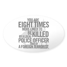 Terrorist Odds Decal