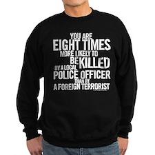 Terrorist Odds Sweatshirt