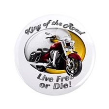 Victory Cross Roads 3.5 Inch Button (100 pack)