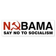 No Socialism Stickers