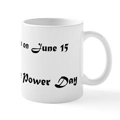 Mug: Smile Power Day