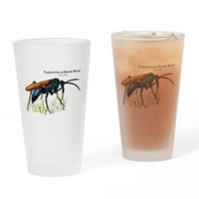 Tarantula Hawk Wasp Drinking Glass