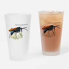Tarantula Hawk Wasp Drinking Glass