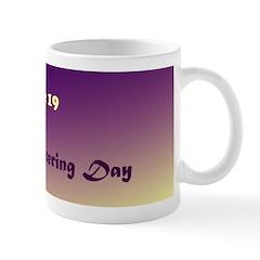 Mug: World Sauntering Day