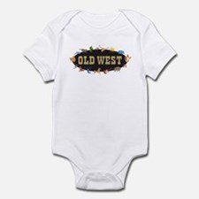 Old West Oval Infant Creeper