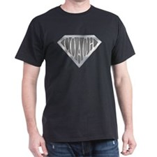 SuperCoach Black T-Shirt