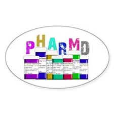 Pharmacy Decal
