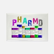 Pharmacy Rectangle Magnet