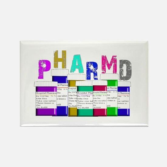 Pharmacy Rectangle Magnet