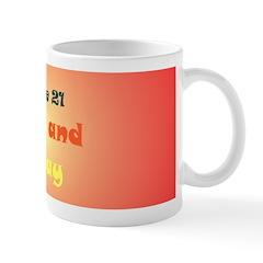 Mug: Peaches and Cream Day