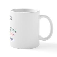 Mug: Cuckoo Warning Day It's a wet summer if the c