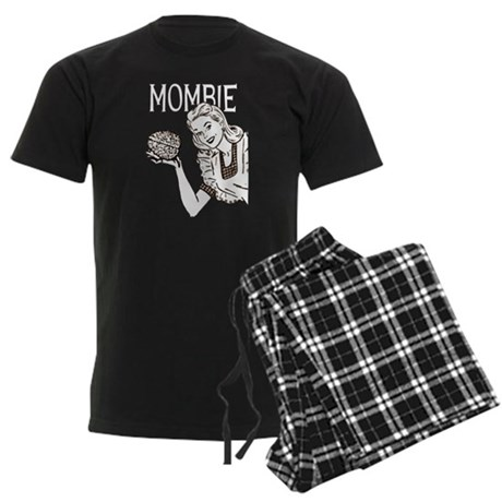 Mombie ~ Zombie Mother Men's Dark Pajamas