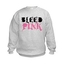 BLEED PINK (Sweatshirt)