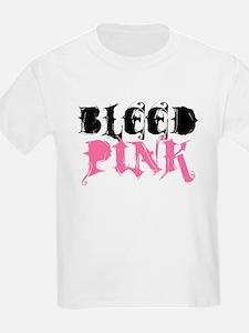 BLEED PINK (T-Shirt)