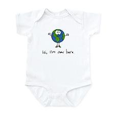 Hi, I'm new here Infant Bodysuit