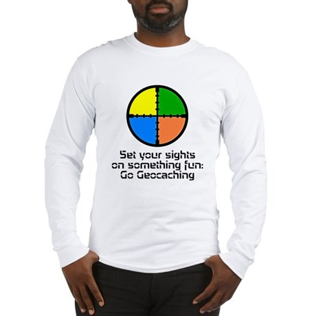 Set your Sights Long Sleeve T-Shirt