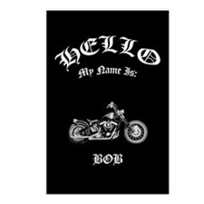 Bob Bobber Postcards (Package of 8)