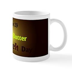 Mug: Almond Butter Crunch Day