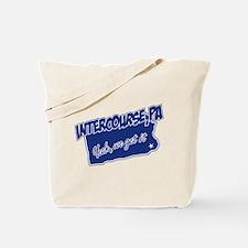 Intercourse Get It Tote Bag