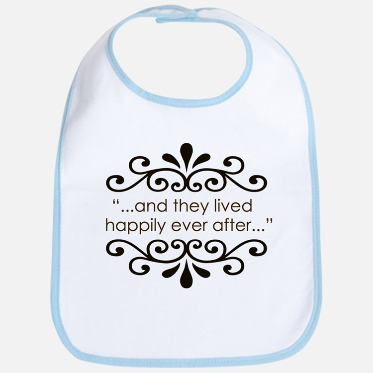 'Happily Ever After' Bib