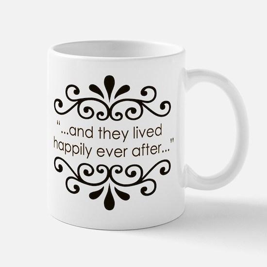 'Happily Ever After' Mug