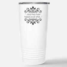 'Happily Ever After' Travel Mug