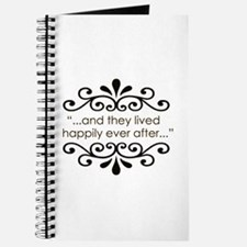'Happily Ever After' Journal