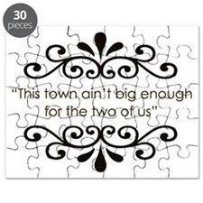 'This Town' Puzzle