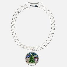XmasMagic/Shih Tzu (15) Bracelet