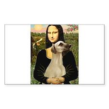 Mona Lisa's Sloughi Decal