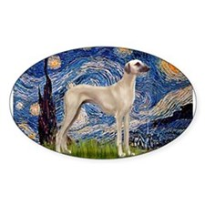 Starry Night Sloughi Decal
