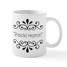 'Shock! Horror!' Mug