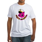 Pigs is Beautiful Fitted T-Shirt