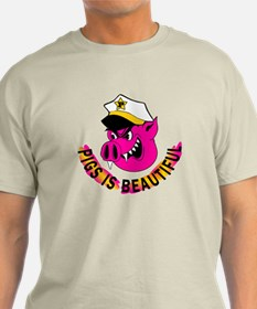 Pigs is Beautiful T-Shirt