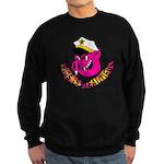 Pigs is Beautiful Sweatshirt (dark)