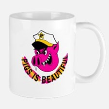 Pigs is Beautiful Mug